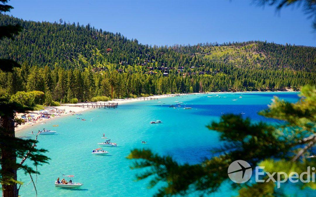 Lake Tahoe Vacation Travel Guide | Expedia (4K)