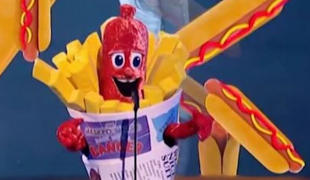 The Masked Singer Sausage's 'world travel' clue sparks shock new contender for celeb in disguise