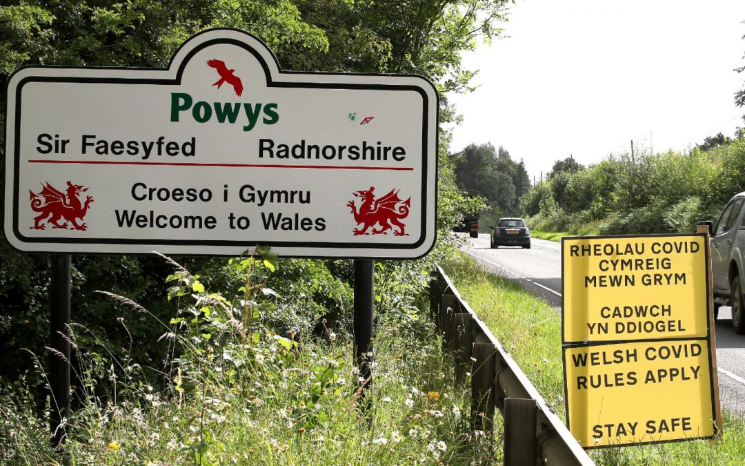 COVID-19: Wales lockdown to ease slightly with cross-border travel allowed from 12 April | UK News