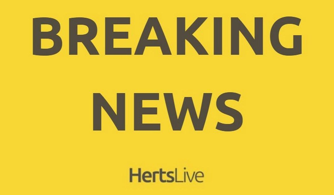 A1(M) traffic recap after vehicles brought to standstill due to serious incident near Letchworth