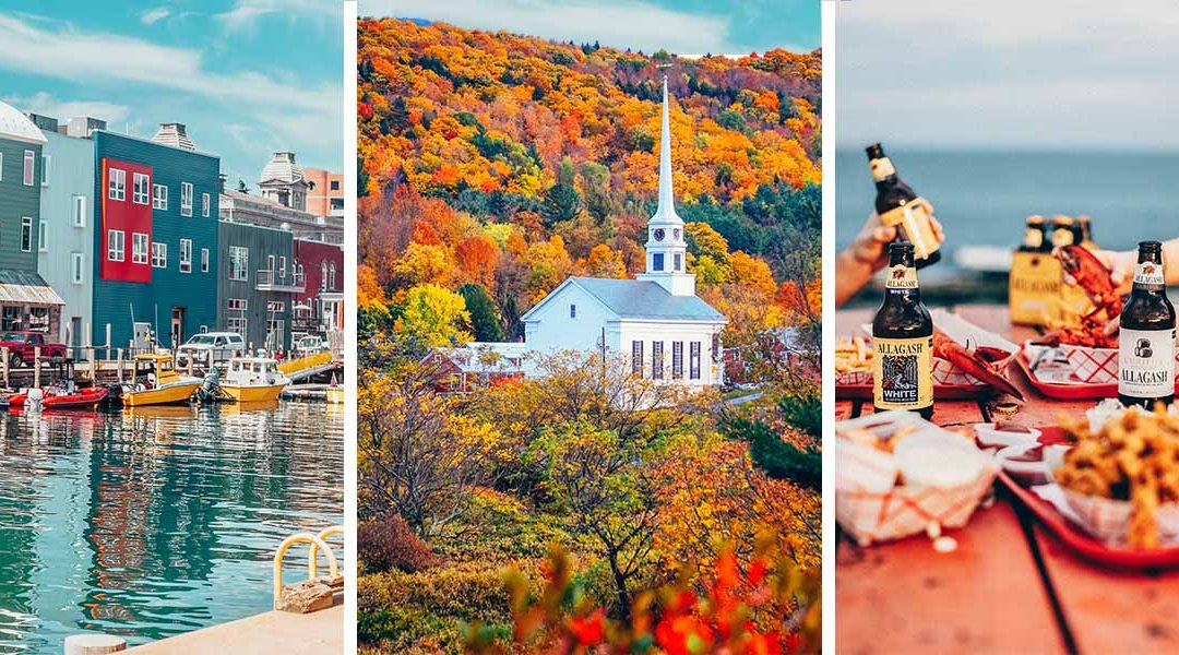 The Ultimate 10-Day New England Road Trip Itinerary
