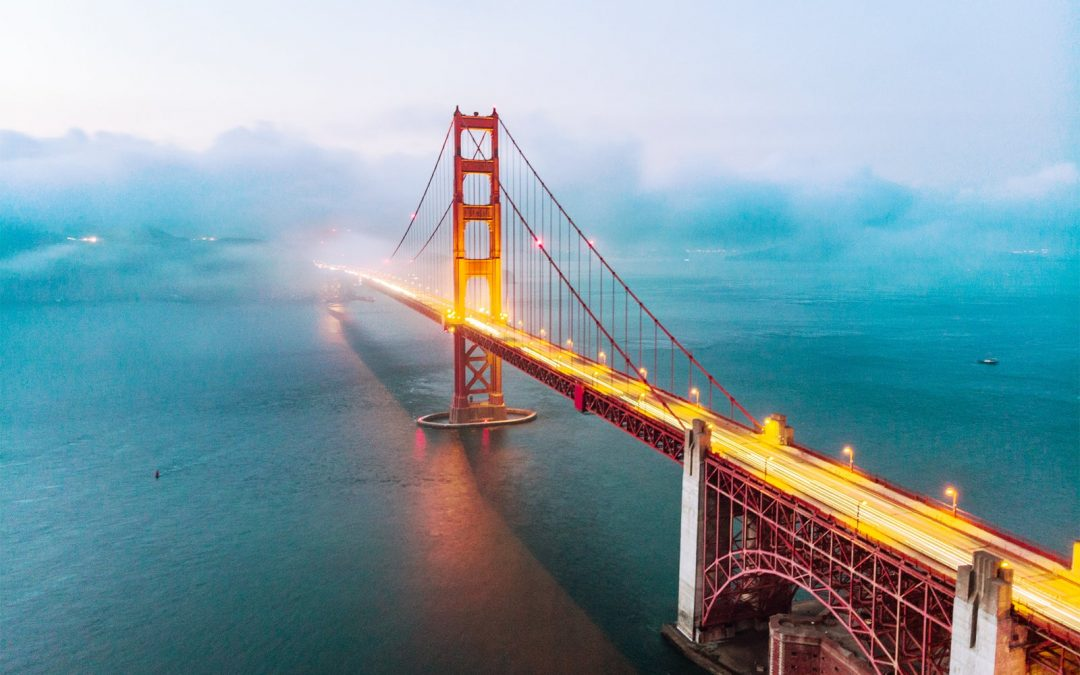 Fly to San Francisco for under $100 one-way